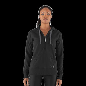 ⭐️Under Armour Charged Cotton Storm Hoodie black⭐️
